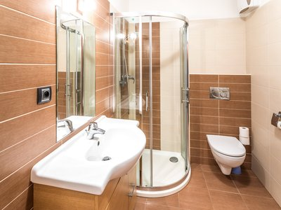 EA Apartments Na Filipce - Apartment no. 2 (Certovsky) - bathroom